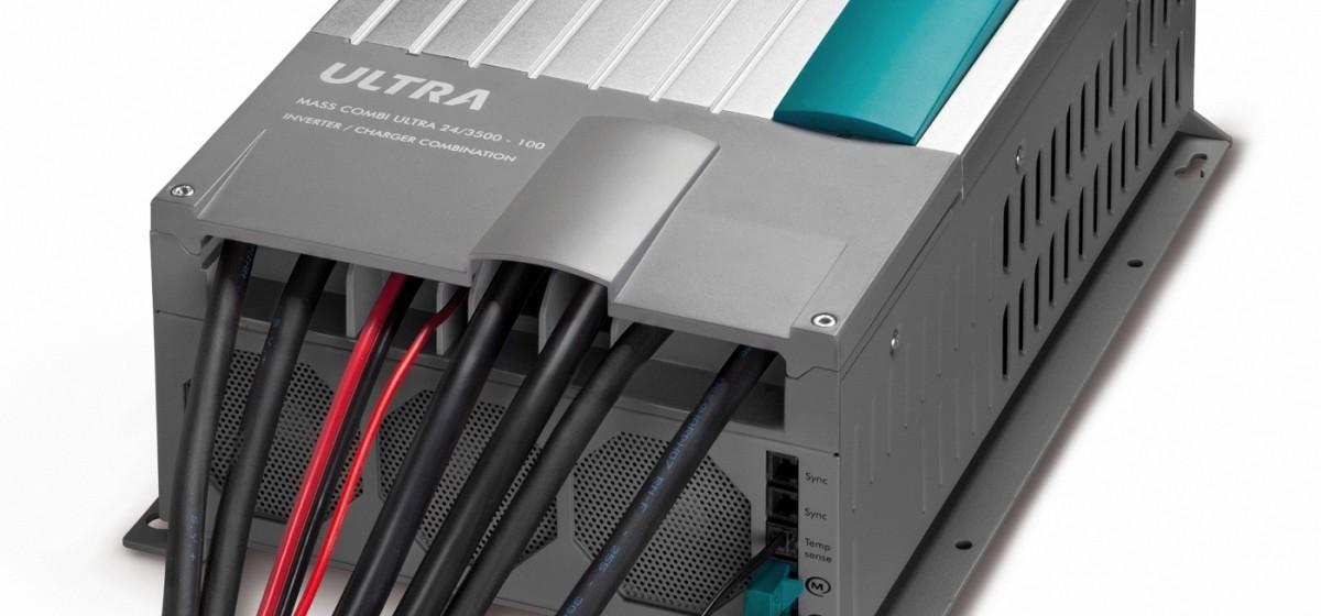 Mass Combi Ultra - Redefiniranje sustava snage